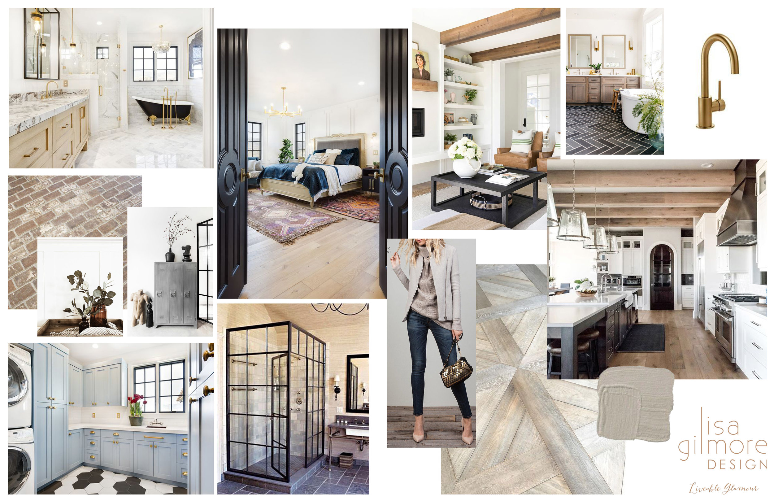When casual and chic collide so effortlessly - a custom home in collaboration with LaBram Homes