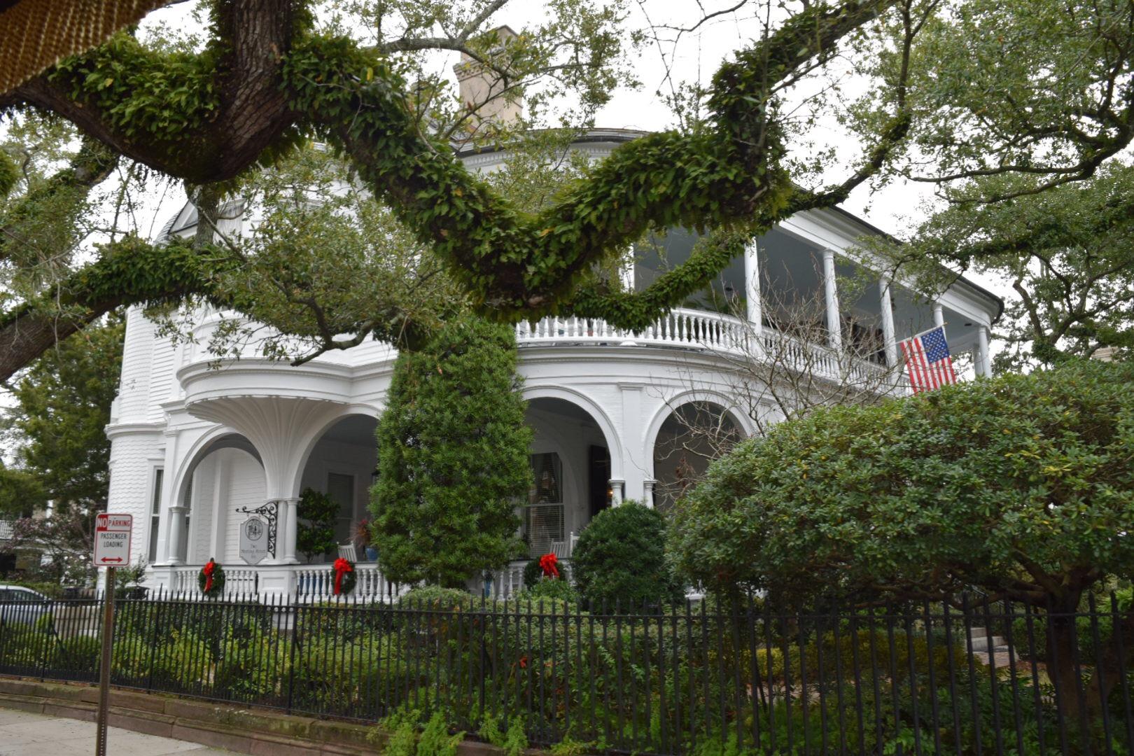 Historic Homes of Charleston