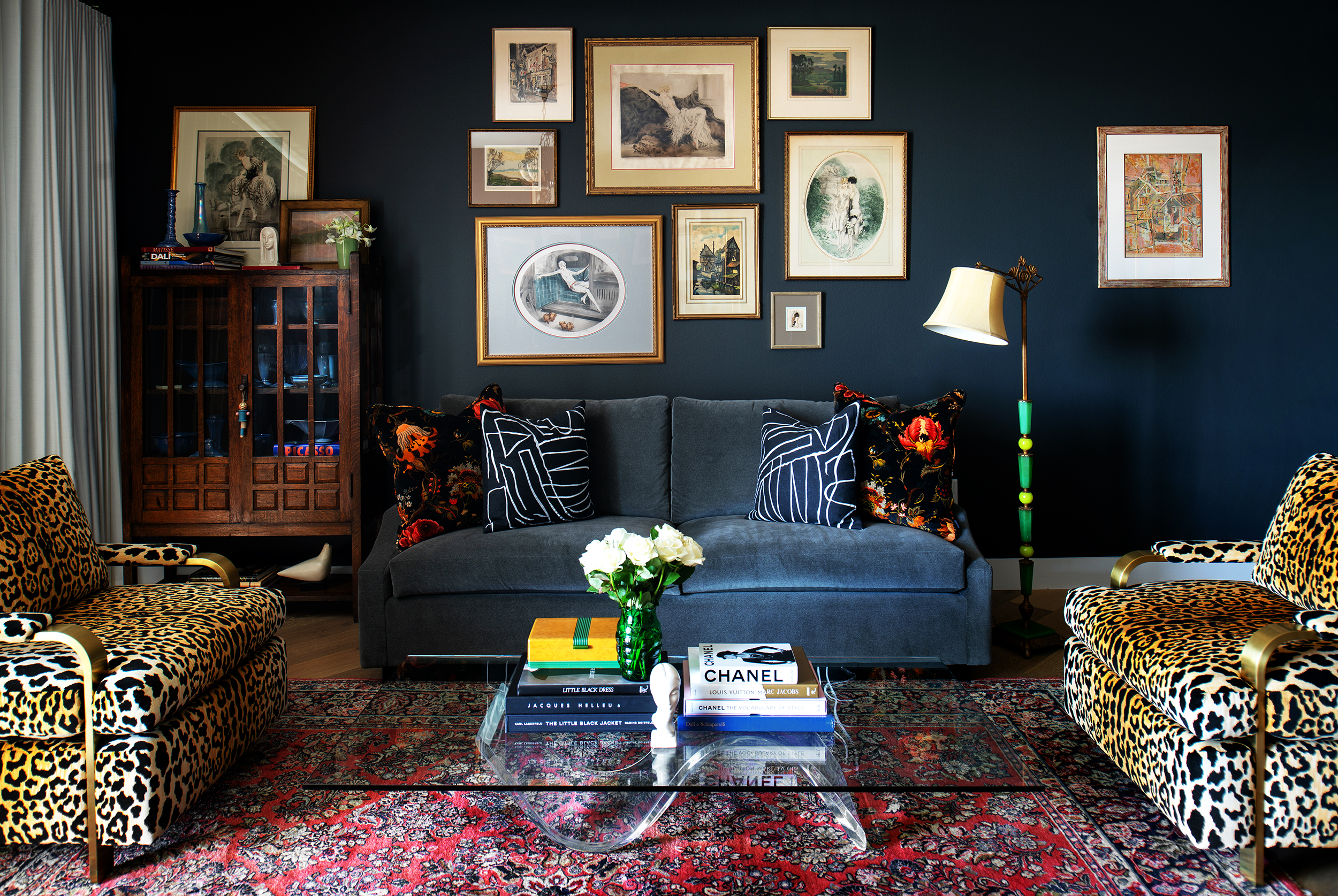 LISA GILMORE DESIGN | MODERN- ART DECO LIVING