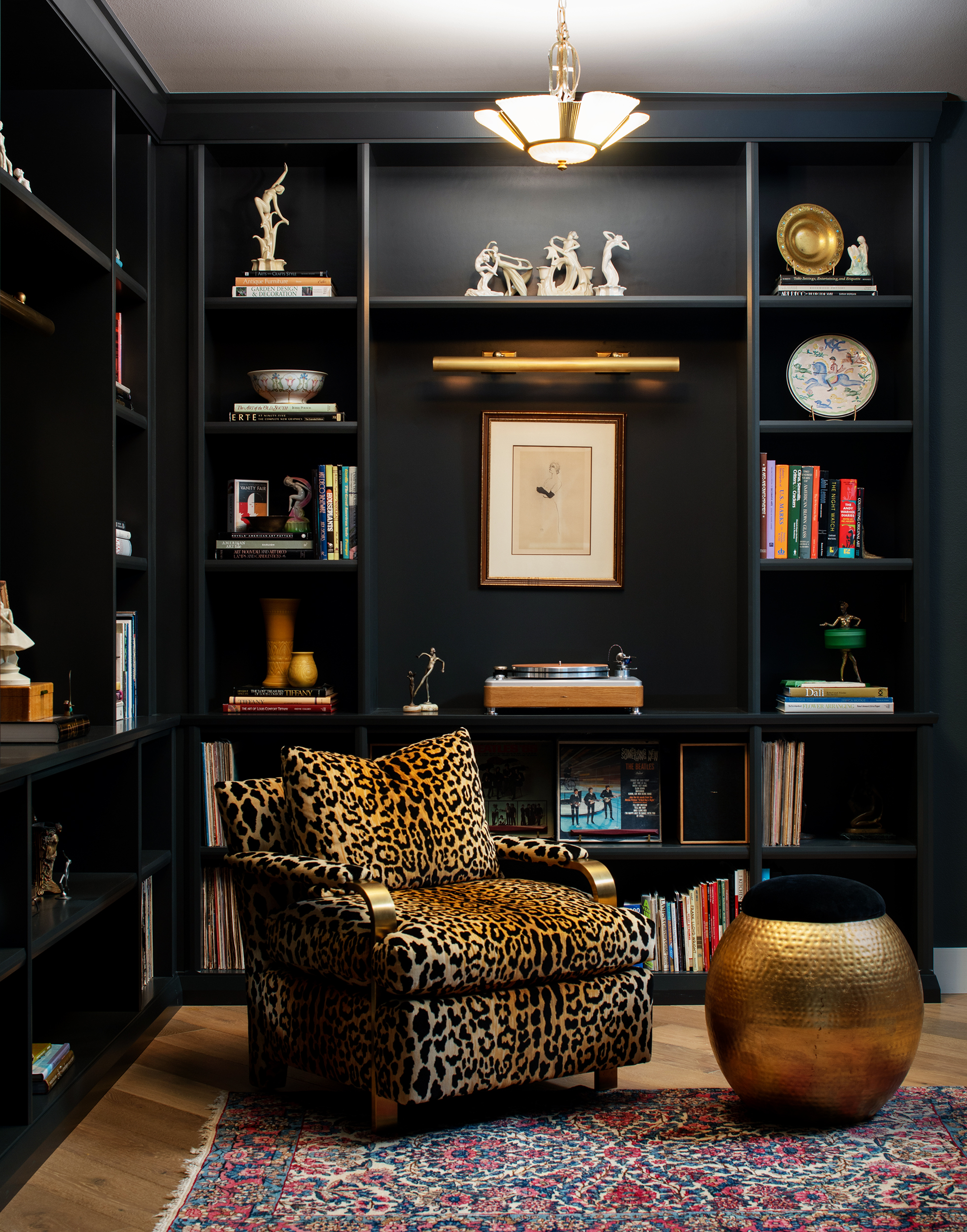LISA GILMORE DESIGN | LUXE LIBRARY