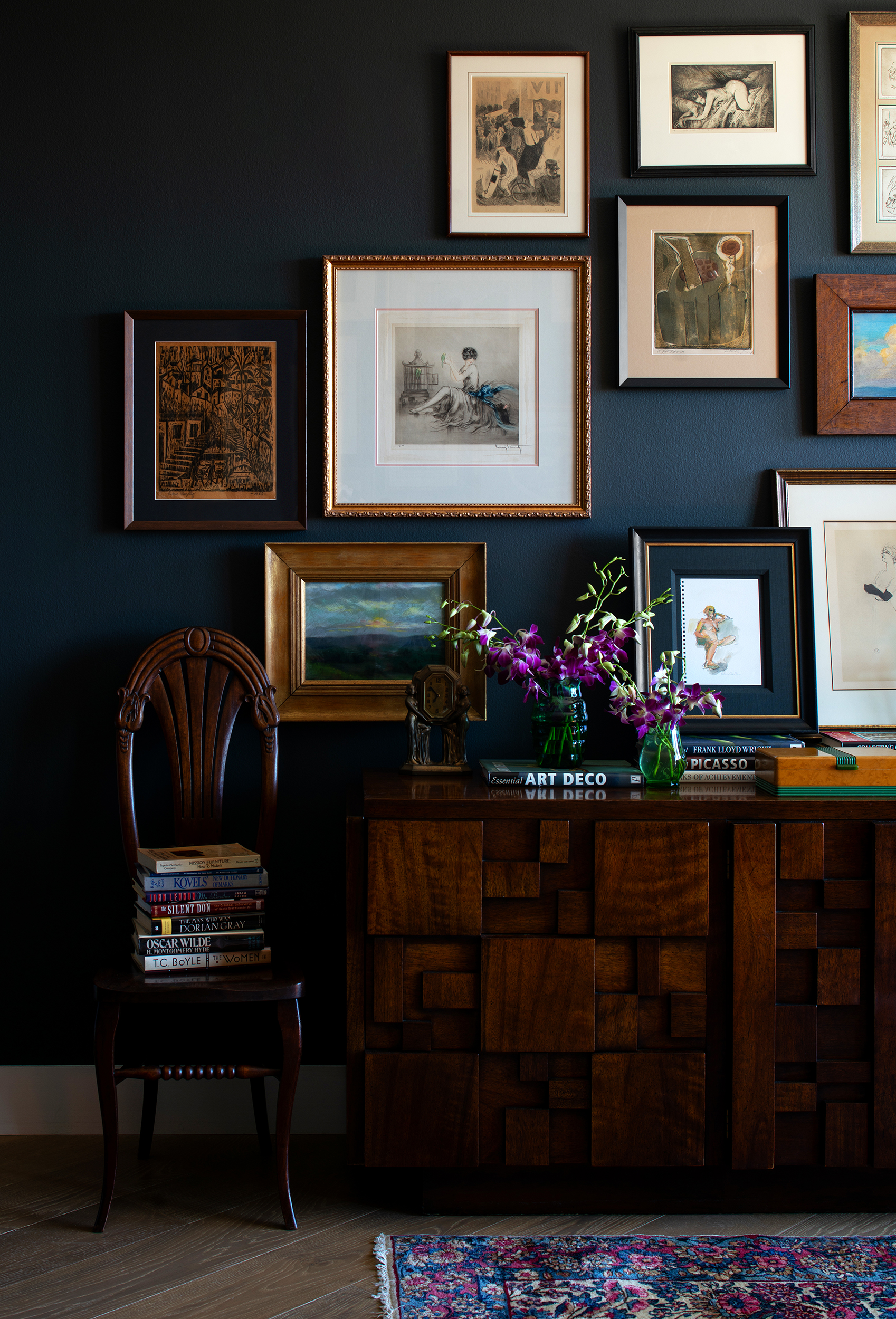 LISA GILMORE DESIGN | ART WALL