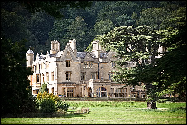 Dumbleton Hall, Worcestershire