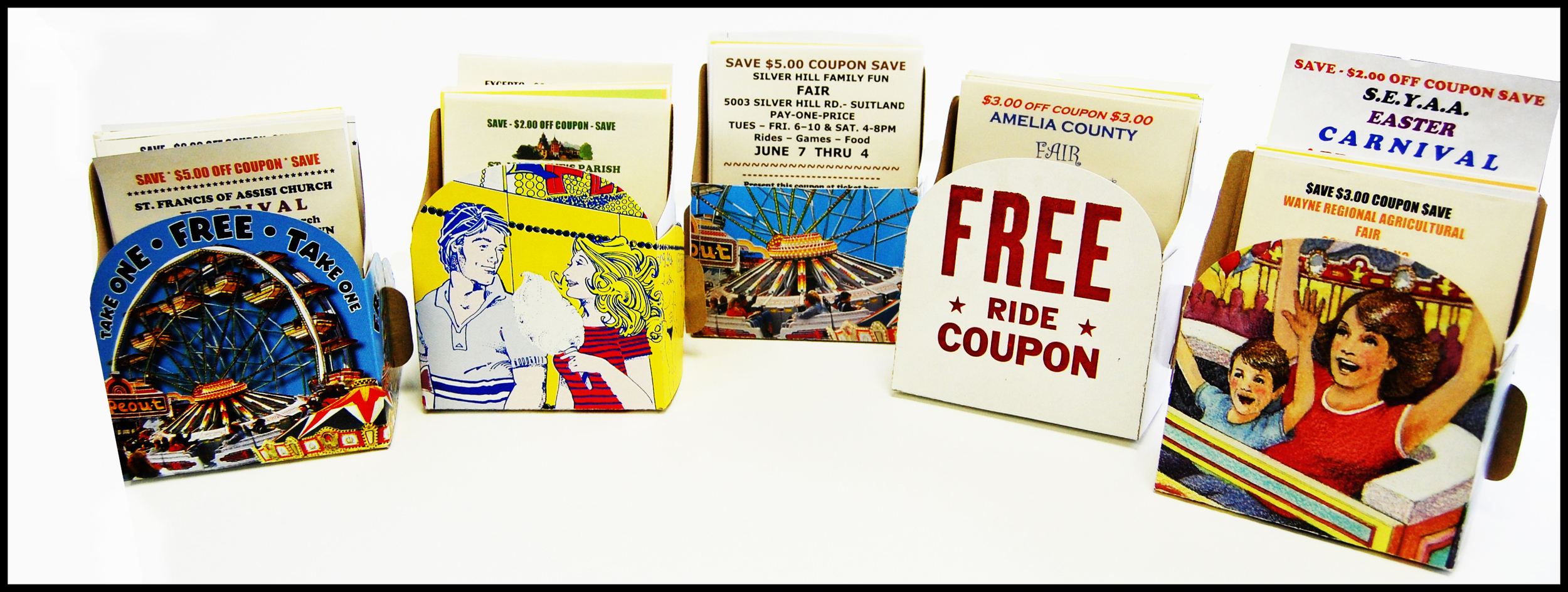 Coupon Holders