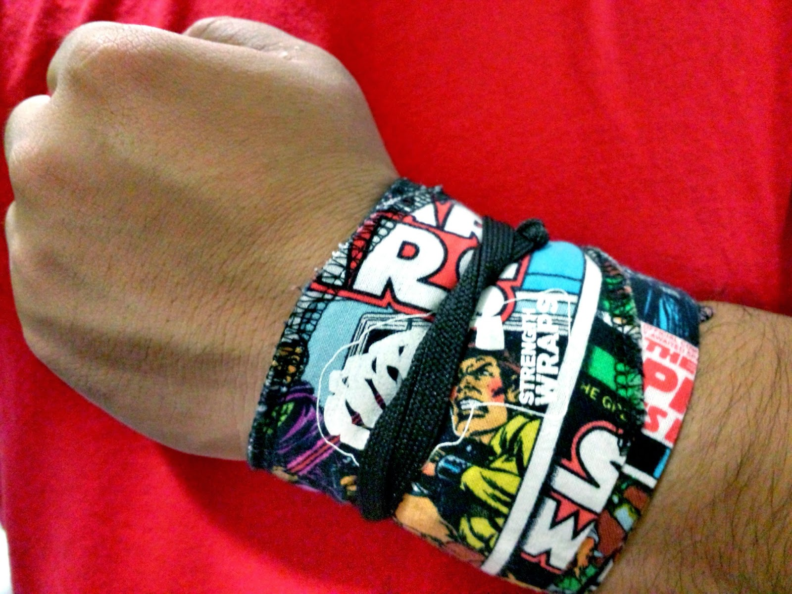 These wrist wraps are great for added support during those push-ups, overhead squat and push press. Best of all, there are ton of nerdy patterns available on Etsy to find the one that suits you best.