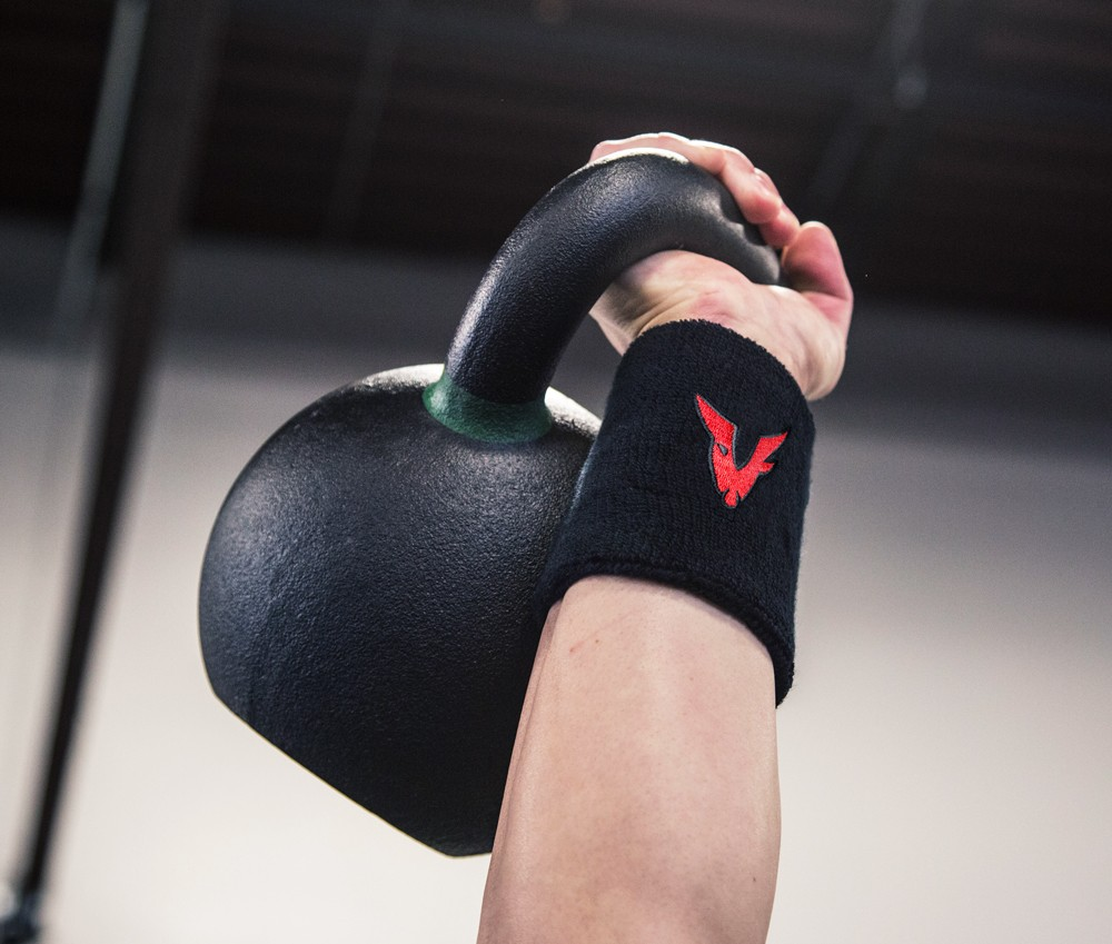 I don't know about you, but I bruise at the slightest touch. After a workout involving kettle bell cleans, my wrists are black and blue and tender for days. These are awesome at protecting tender skin without inhibiting your work.