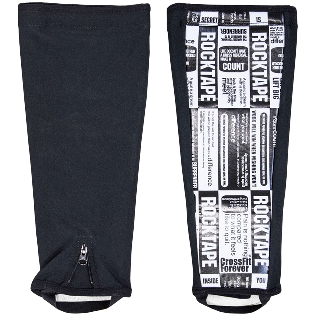 Have issues with the bar rubbing against your shin while deadlifting or bite the dust while attempting a box jump? These babies will help protect your shins and keep you scar free.