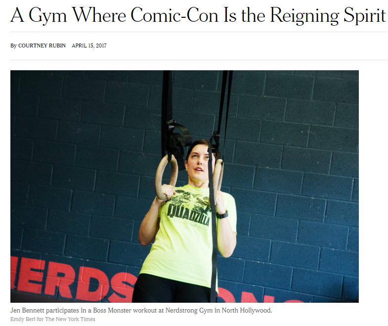 A Gym Where Comic Con Is the Reigning Spirit   The New York Times.png