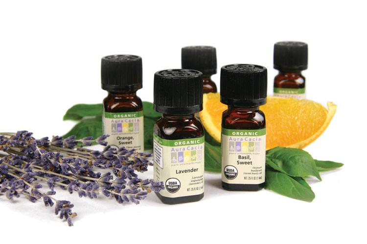Aura Cacia Organic Essential Oils