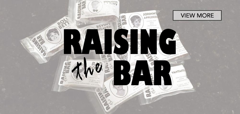 Raising The Bar_Package Design