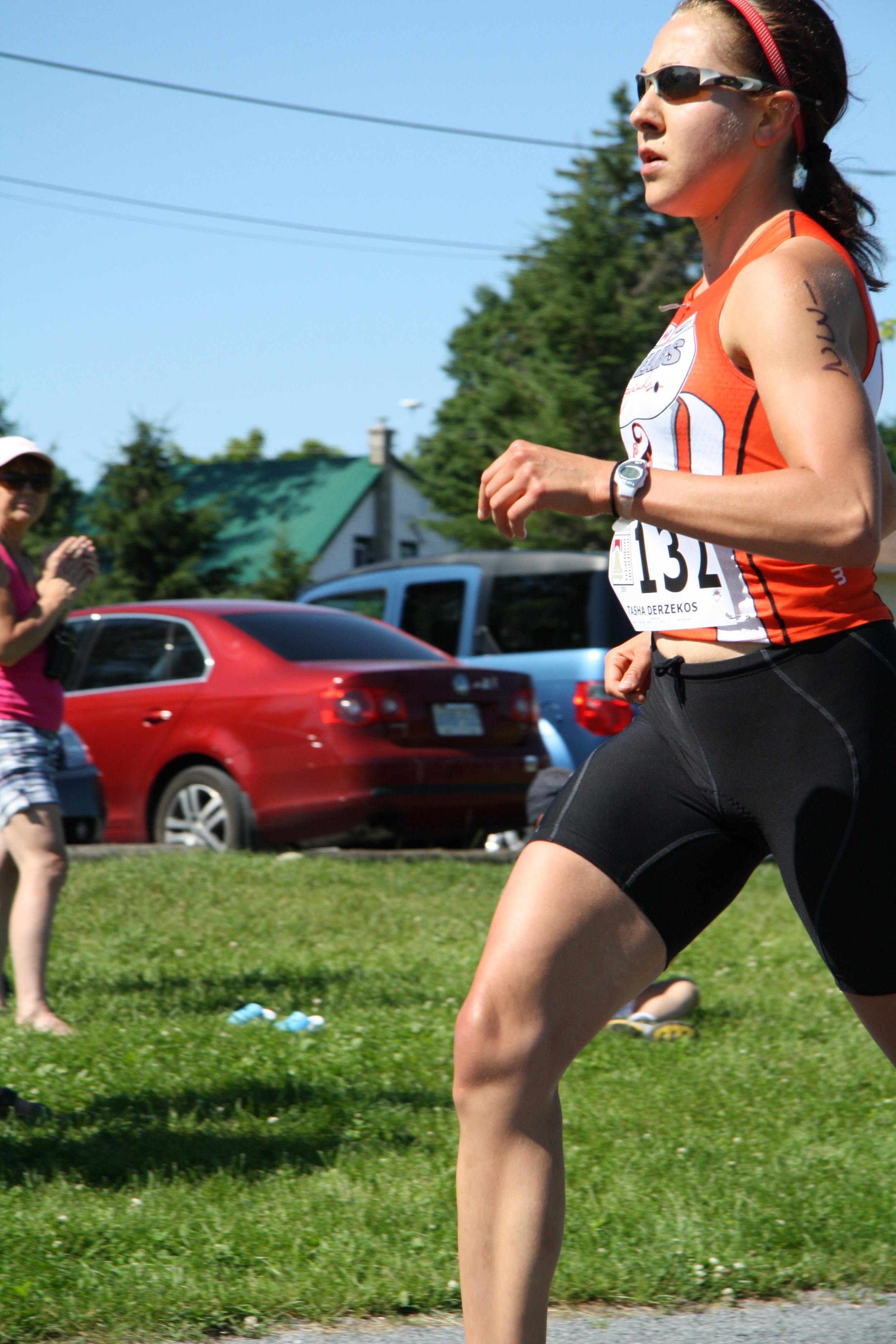 Tasha Racing Sydenham Triathlon