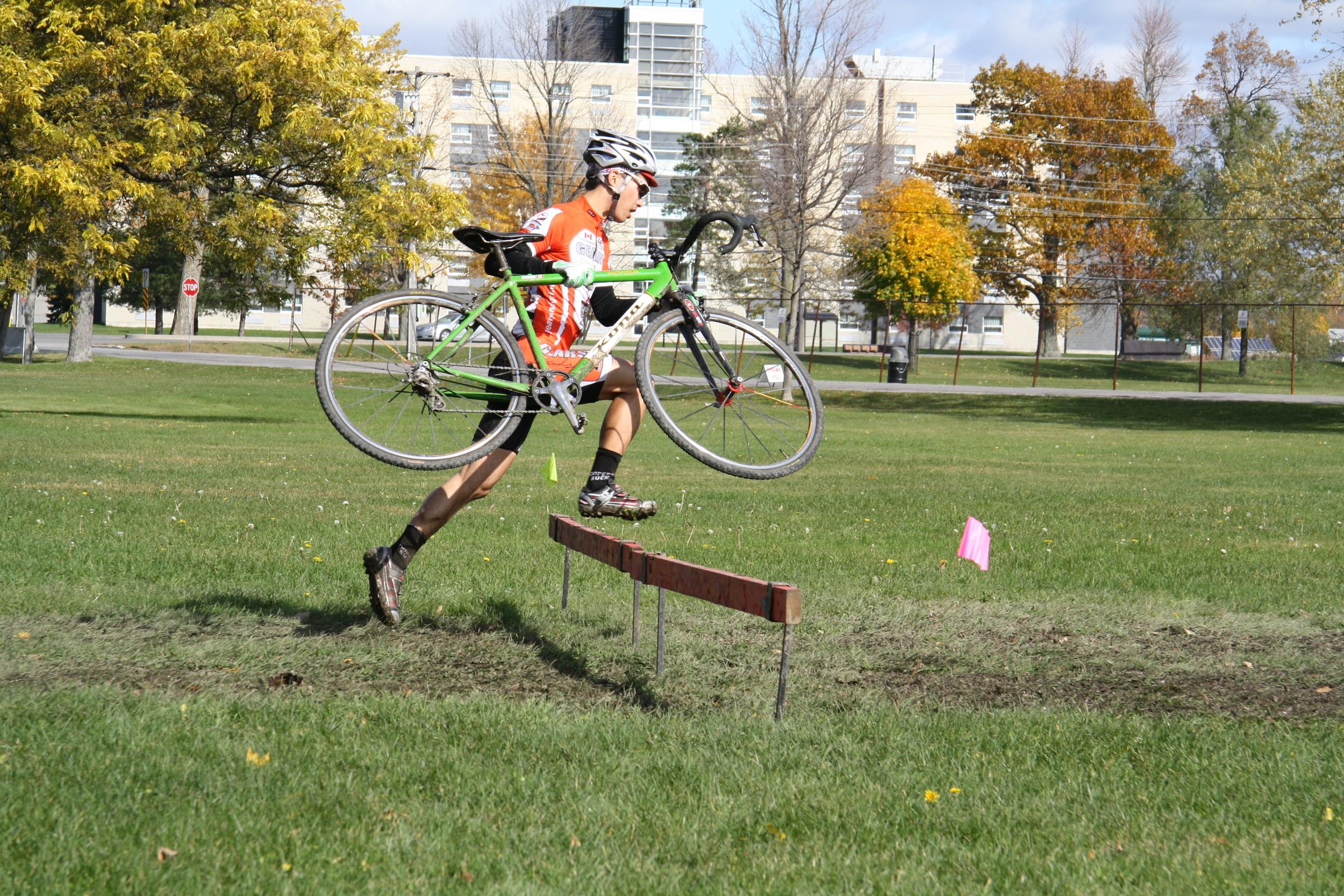 WaiBen Barriers Kingston Cyclocross