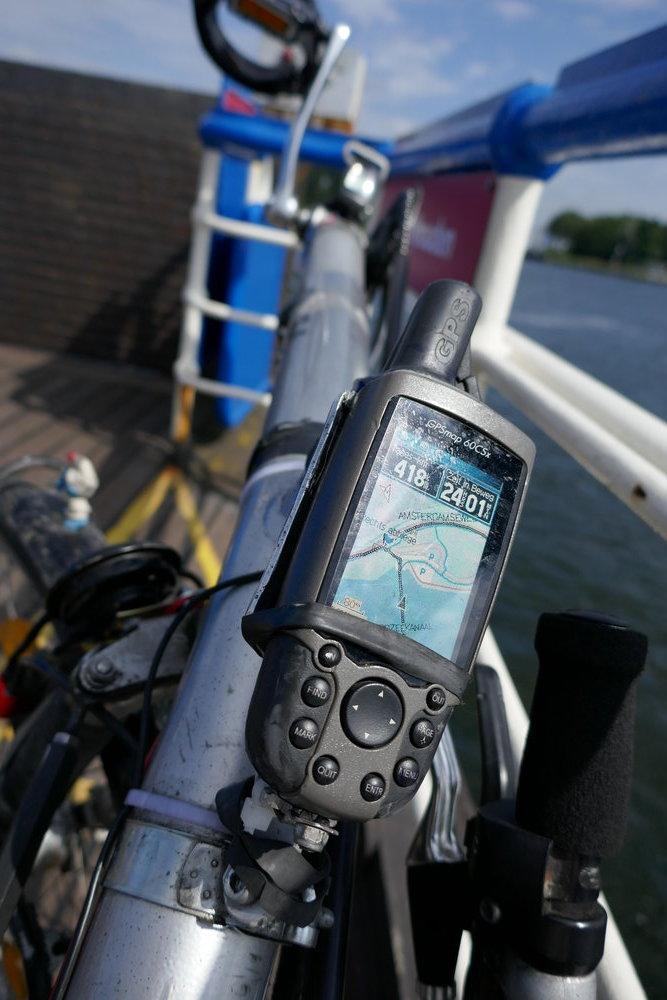 Auf dem Weg zu Optima Bikes