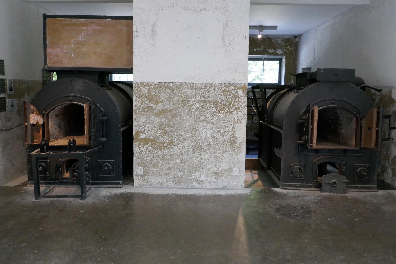 die Verbrennungsöfen von DORA
