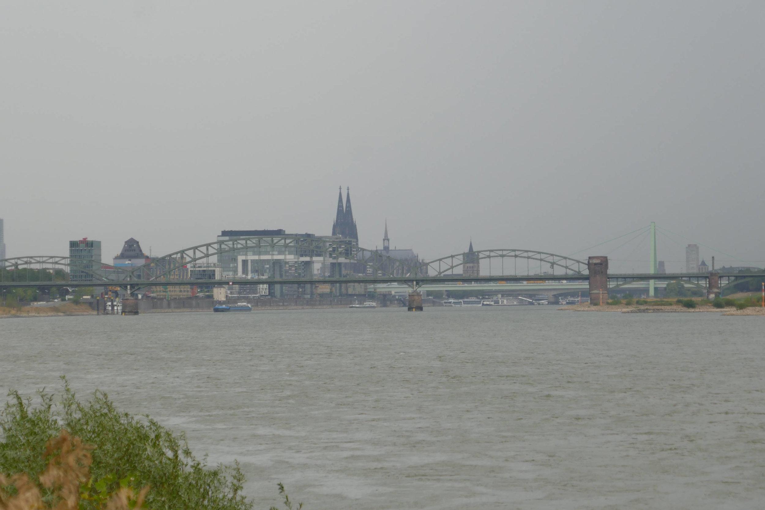 seh ich Köln im Regen...
