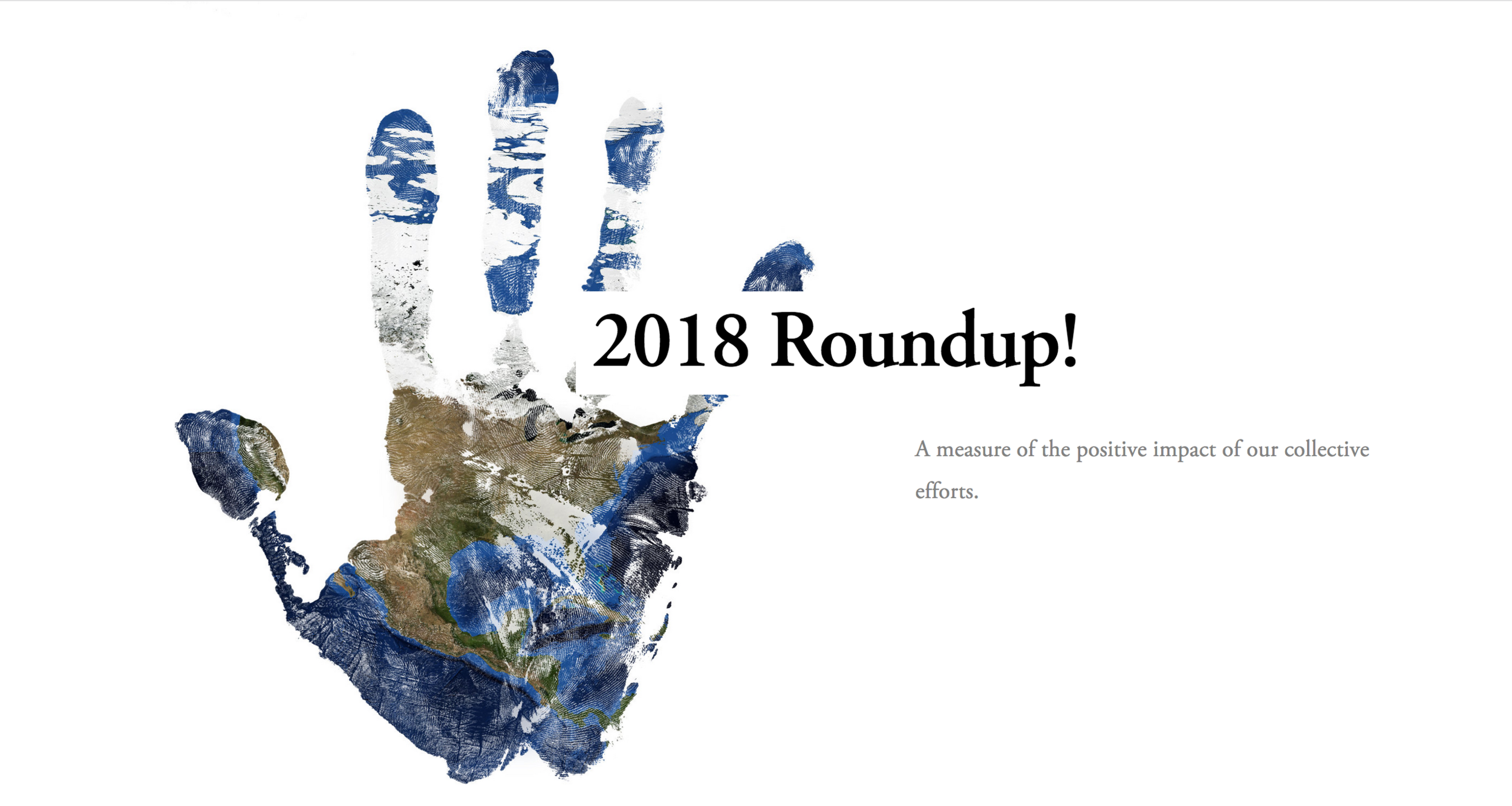 The Green Engineer's 2018 Roundup!
