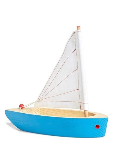 OGAS Toy Sailboat
