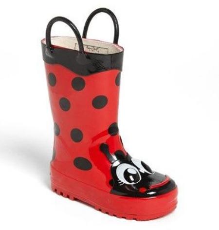 Western Chief'Ladybug' Rain Boot