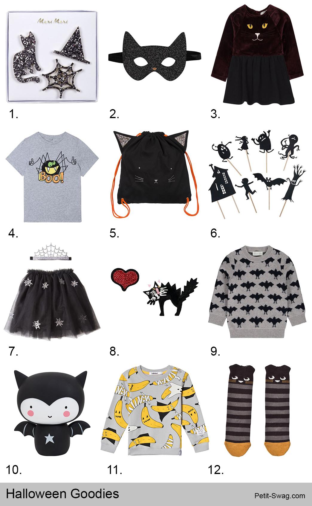 Halloween Goodies | petit-swag.com
