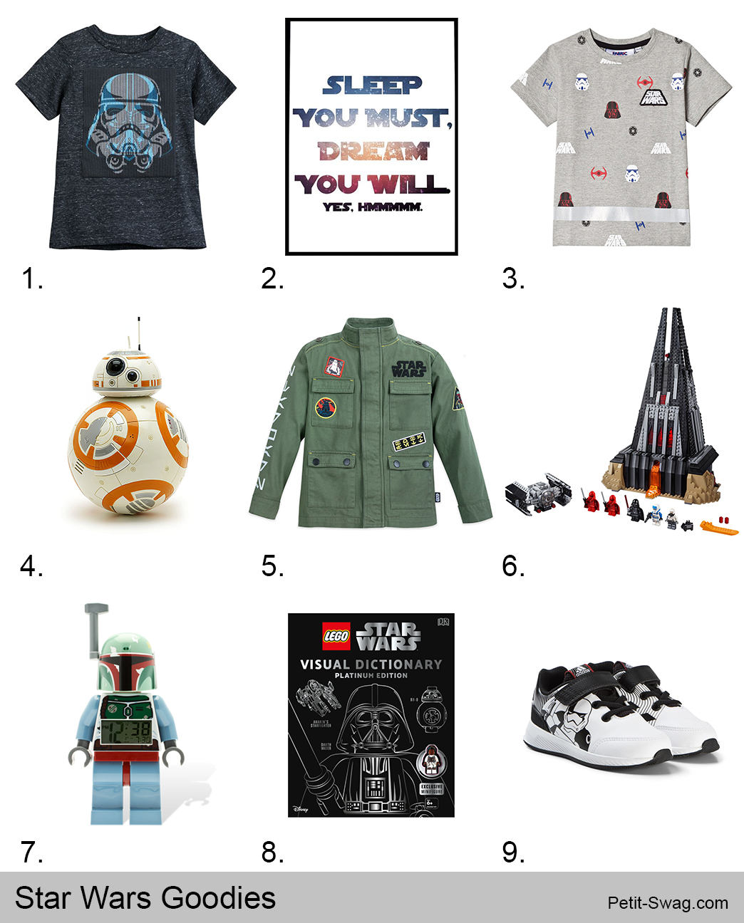 May '19 Star Wars Goodies | petit-swag.com