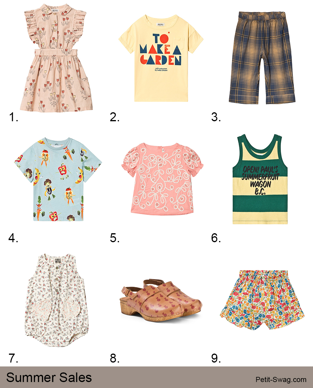 June'19 Summer Sale | petit-swag.com