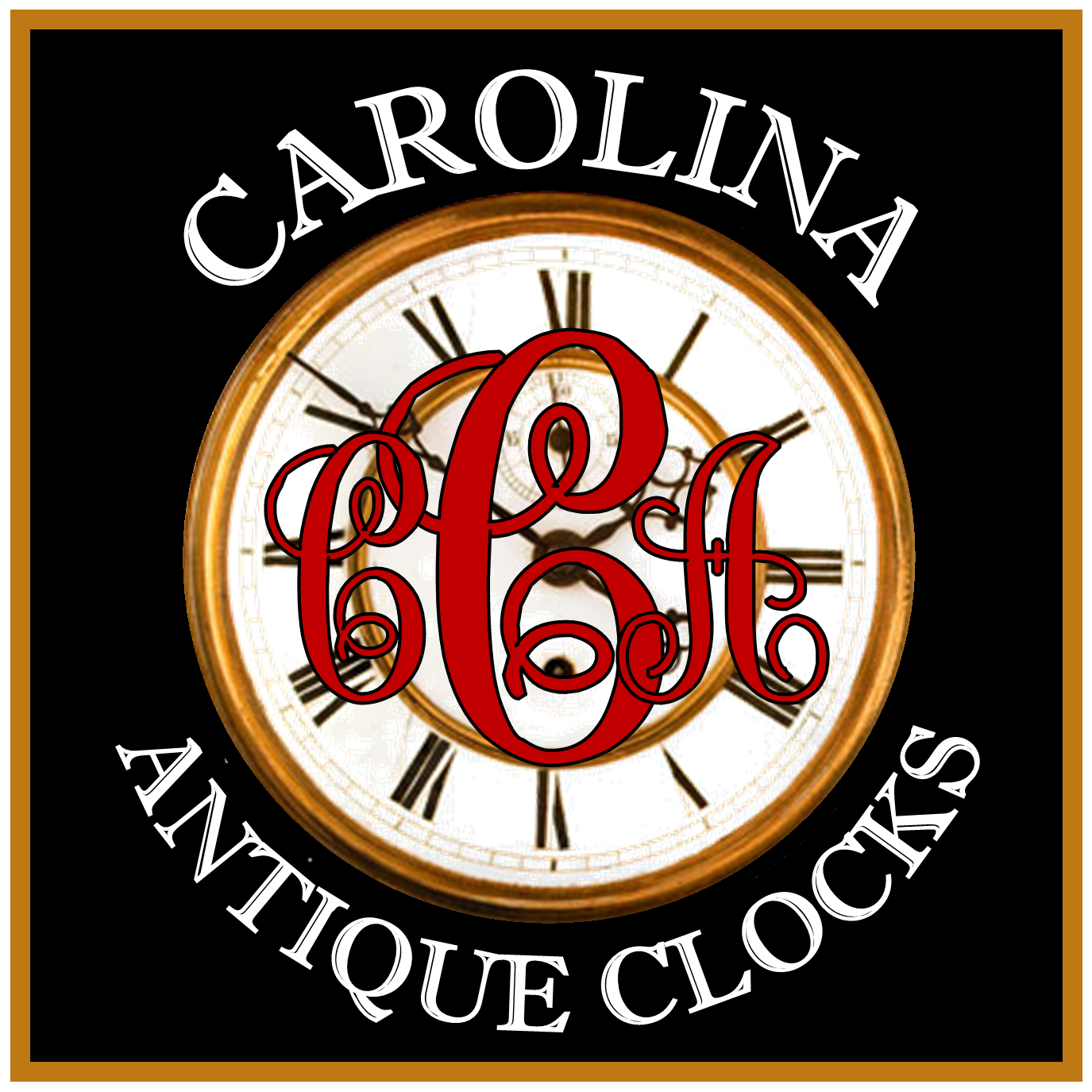 LOGO / Carolina Antique Clocks