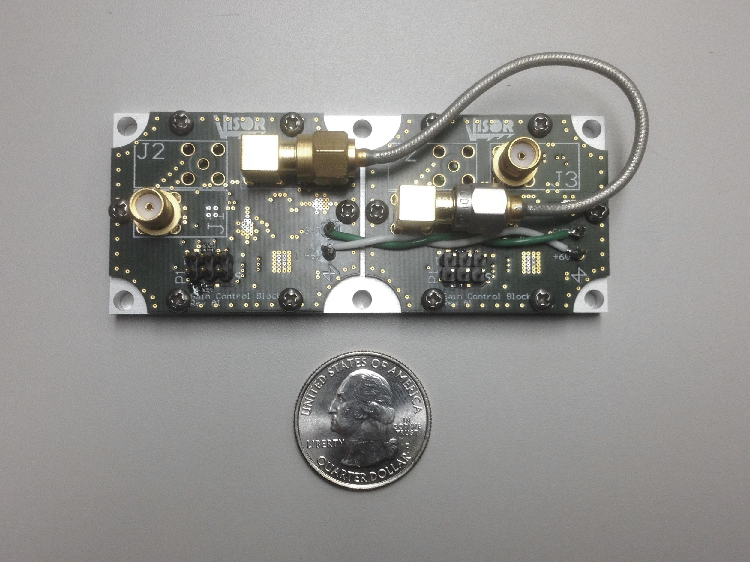 Analog front end  PCB