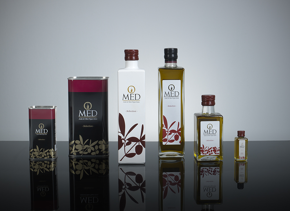 Omed Selection Picual EVOO