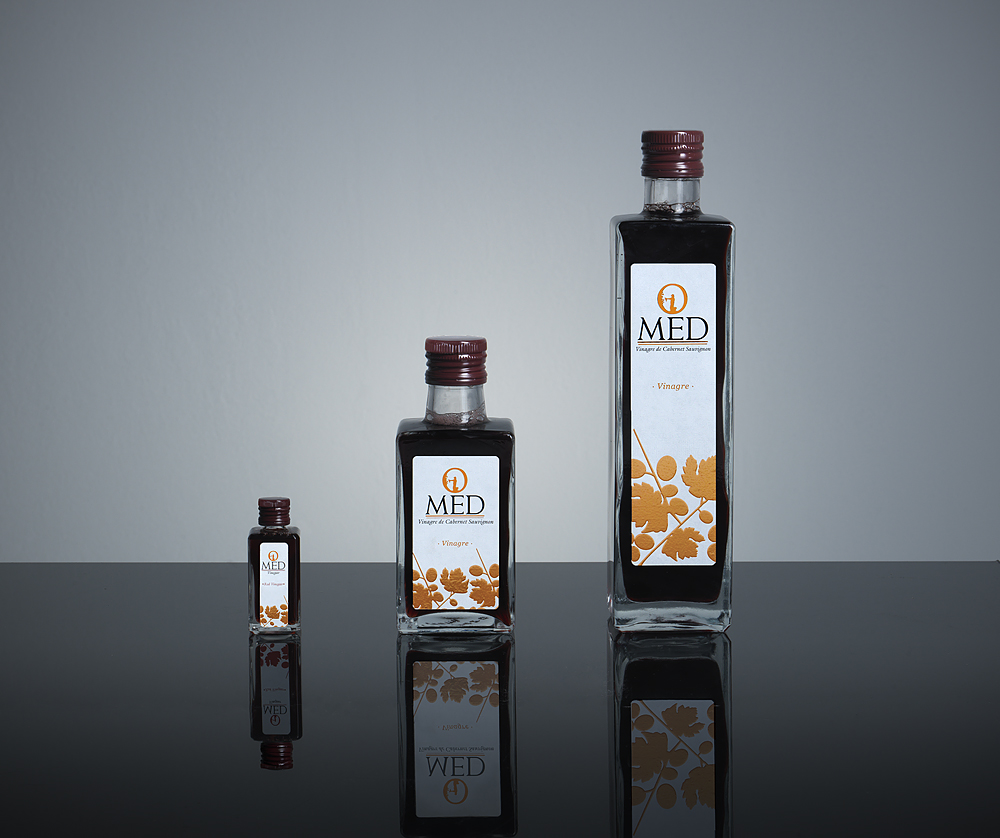 O-Med Cabernet Vinegar