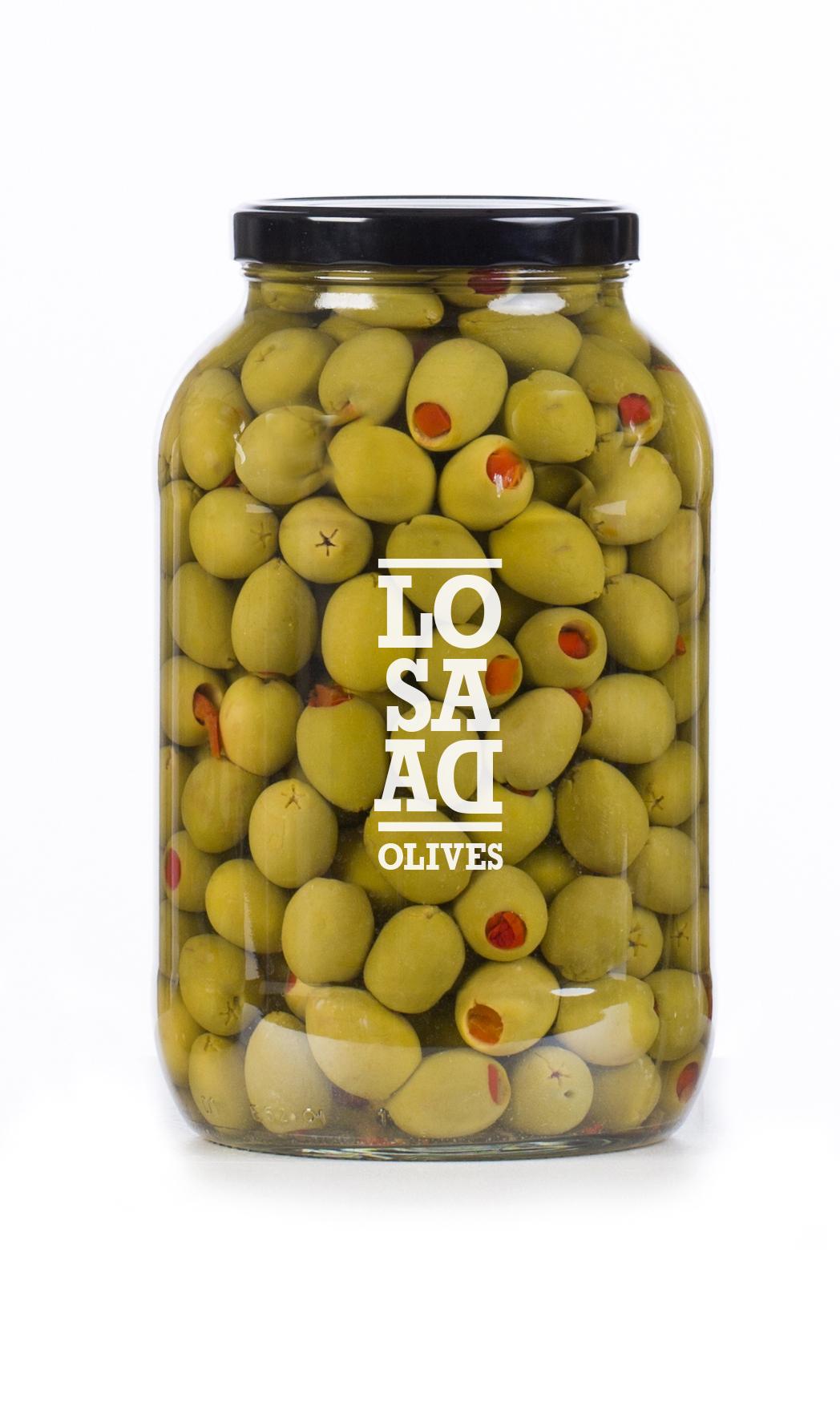 Losada Gordal Pepper Stuffed
