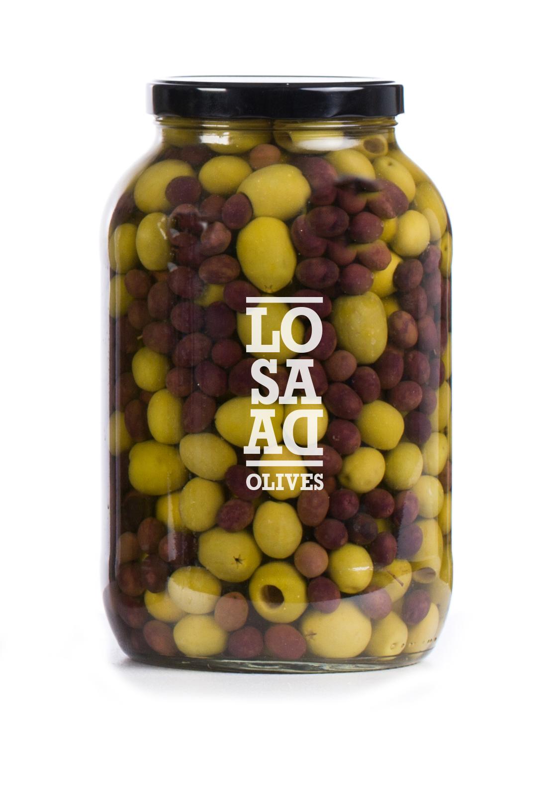 Losada Custom Olive Mix