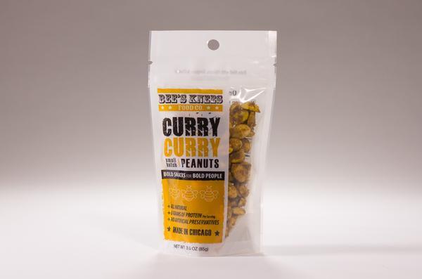 Curry Peanuts