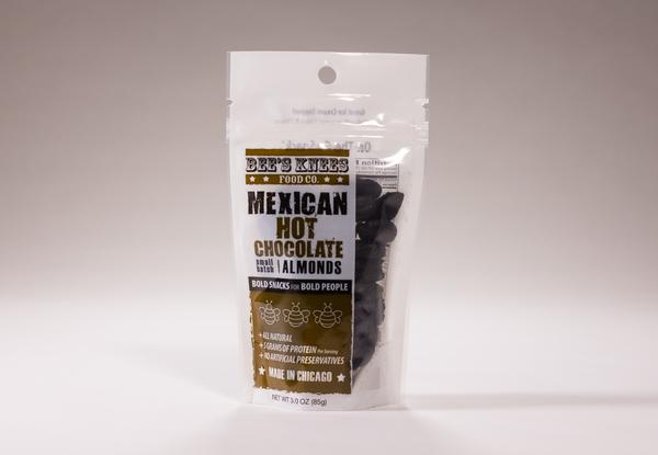 Mexican Hot Chocolate Almonds