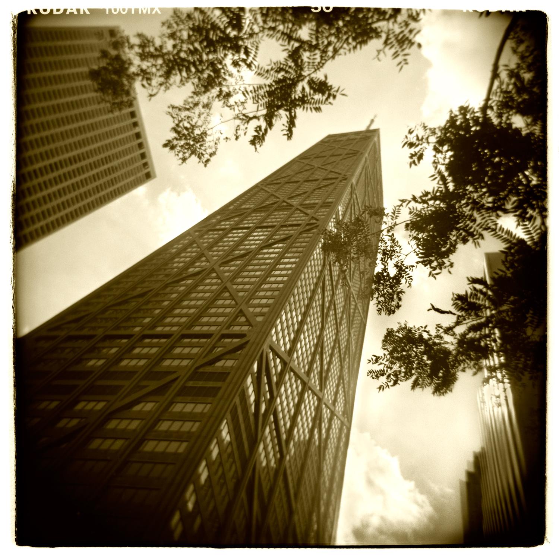 """Hancock Building, Chicago"" H1466"