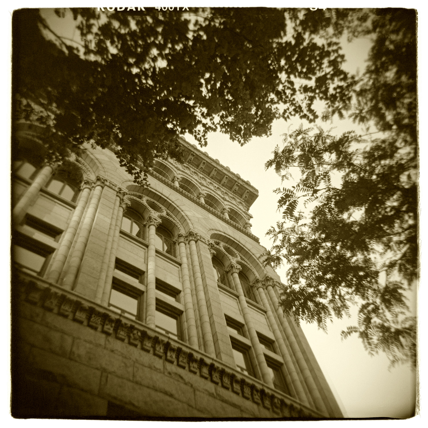 """""""Newberry Library, Chicago"""" H1469"""