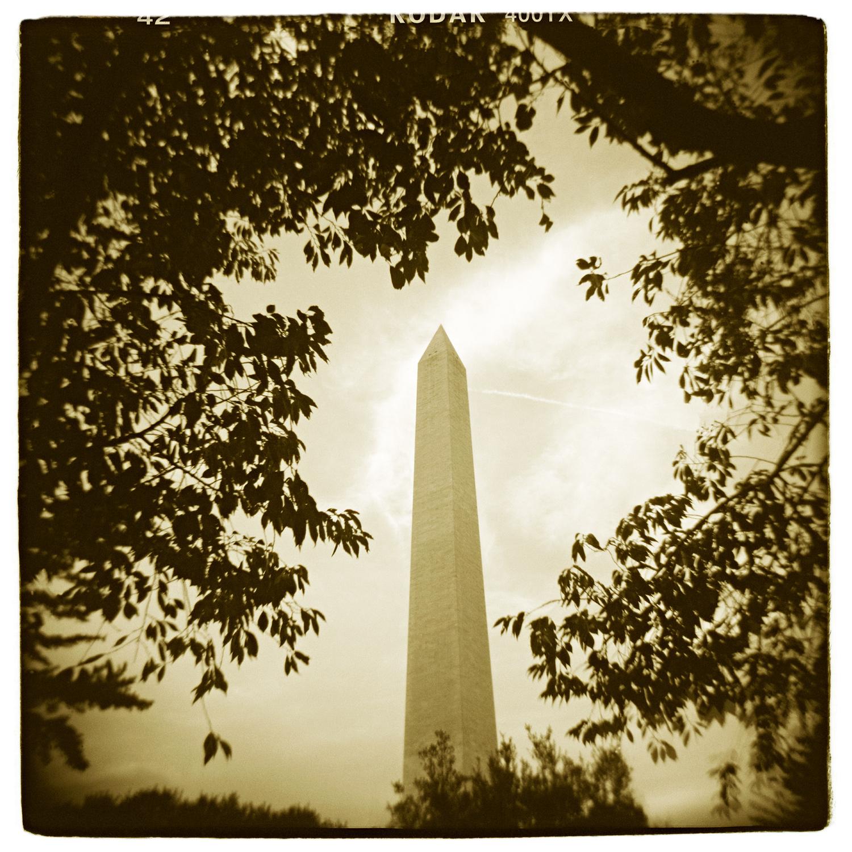 """""""Washington Monument"""" H1478"""