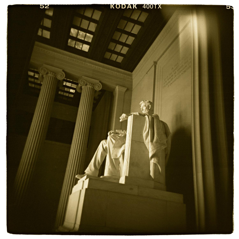 """""""Lincoln Memorial"""" H1479"""