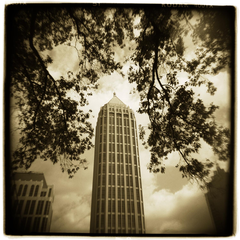 """IBM Building, Atlanta"" H1488"
