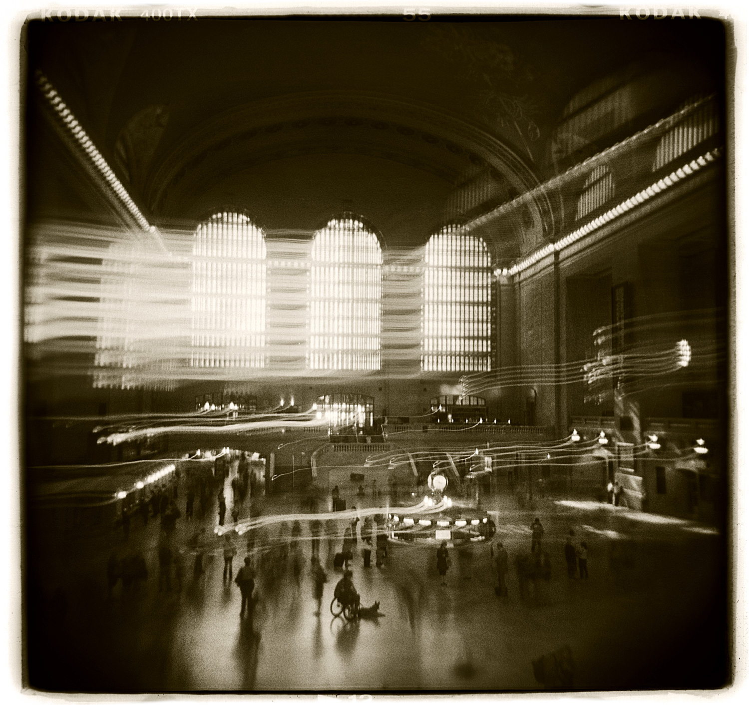 """""""Grand Central, New York""""     H1520"""