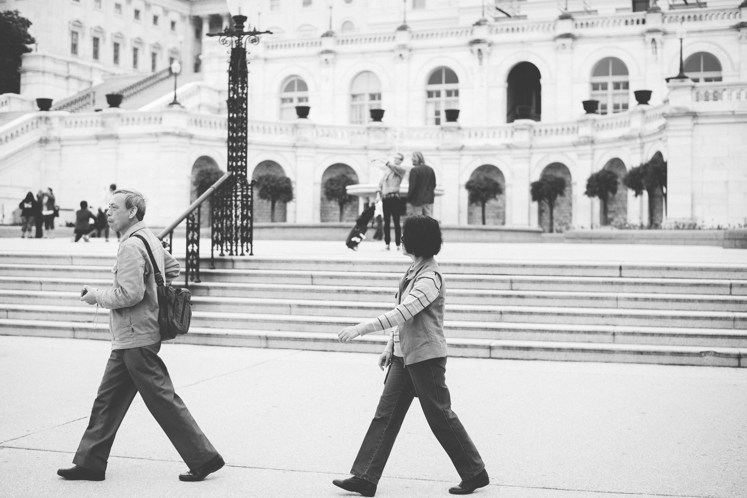 Step; Washington, DC