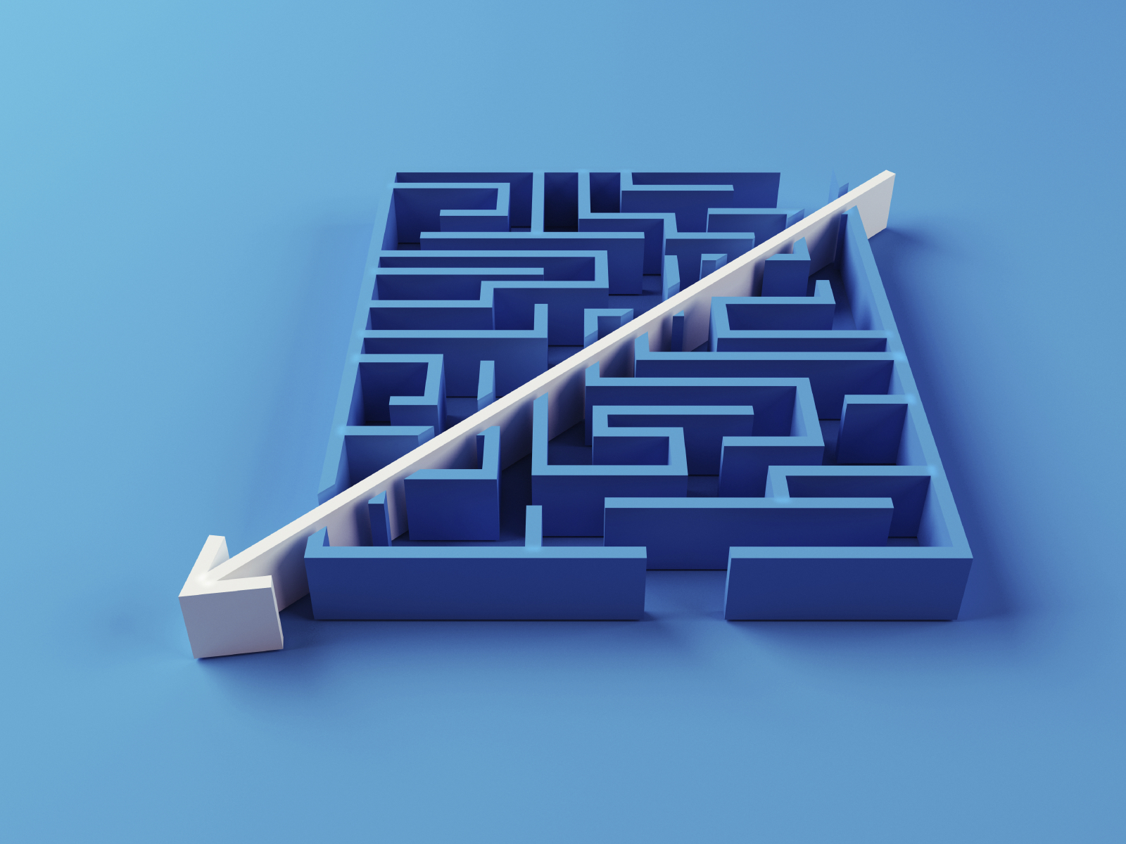 Cut through the maze by simplifying Commercial Card rules, policies and procedures.