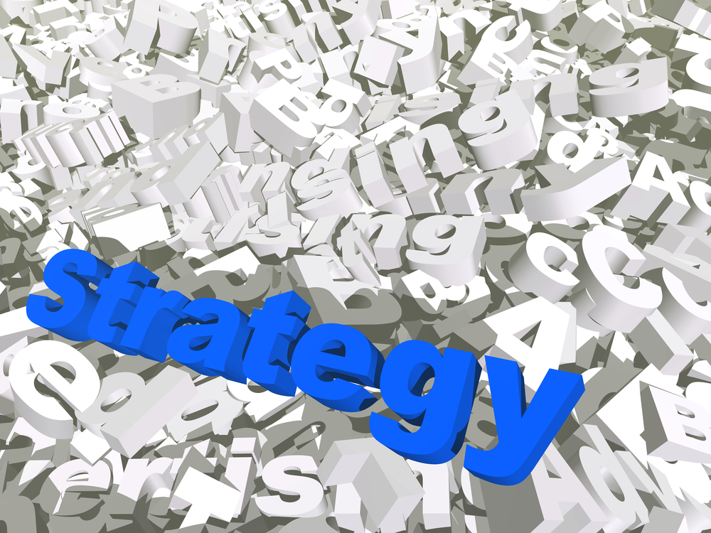 Successful training requires a good strategy, executed by an effective trainer.