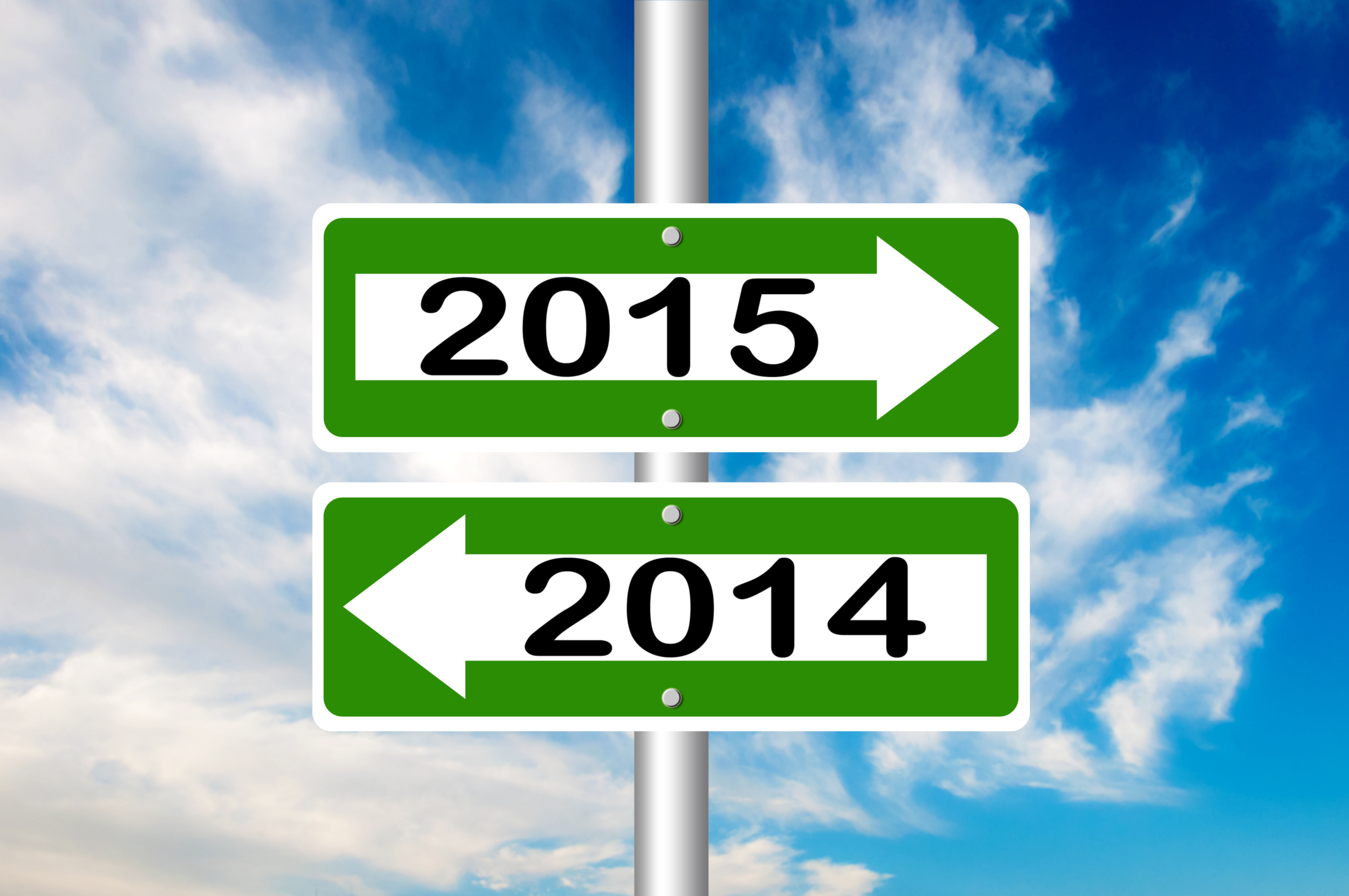Leave 2014 (and checks!) behind. Make B2B card payments a priority in2015.