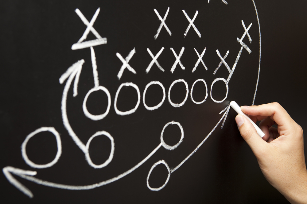 In sports, a game plan guides the play of the team or individual. In card programs, quantifiable goals serve as a guide for program management, helping to drive optimal performance.