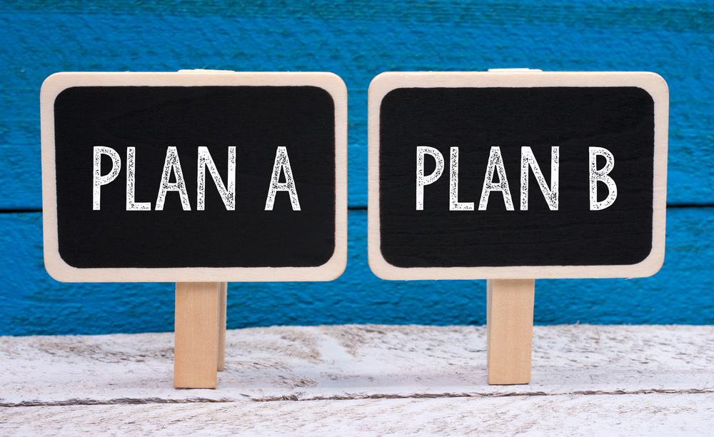 Every new payment strategy plan deserves another look before pursuing. You might find that a Plan B would be better.