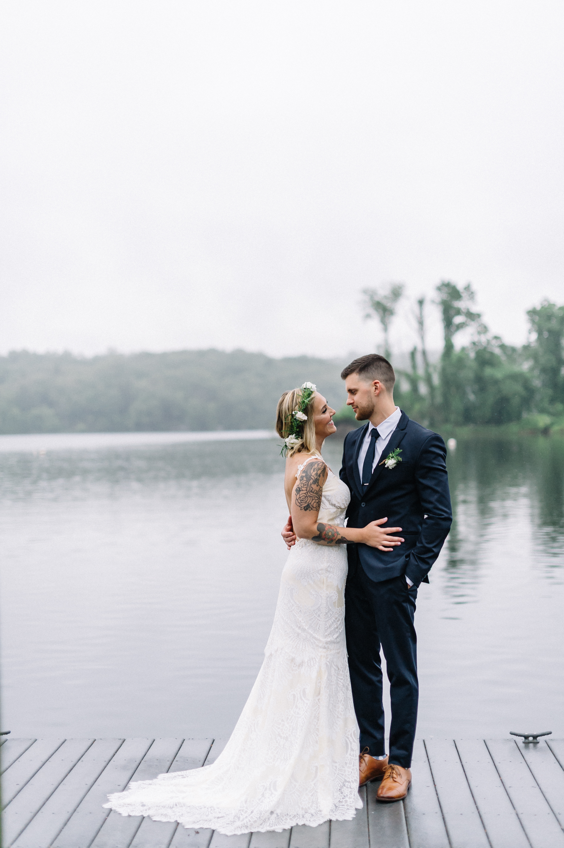 """She captured the day so incredibly perfectly, and not only the day but our guests."""