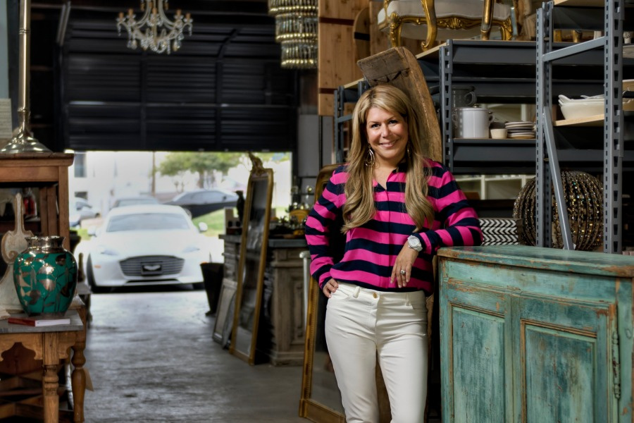 How To Design An Eclectic Chic Table With Rachel Miller Of Red Rover Alley