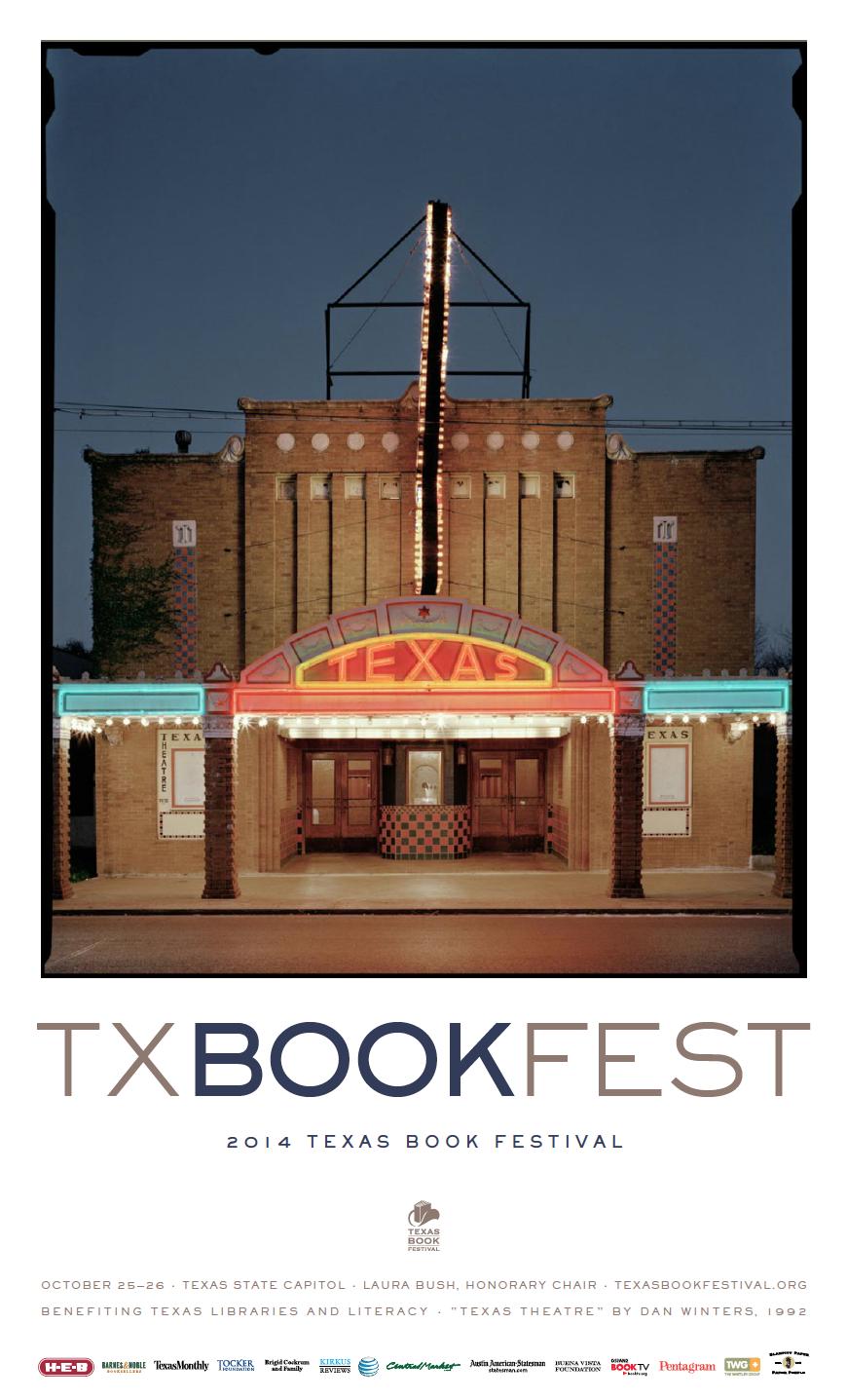 T  he Texas Book Festival