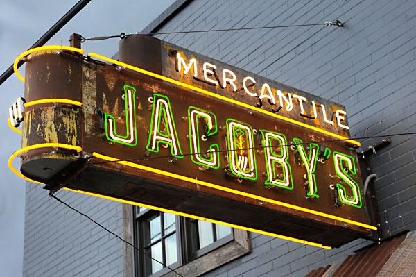J  acoby's Restaurant & Mercantile