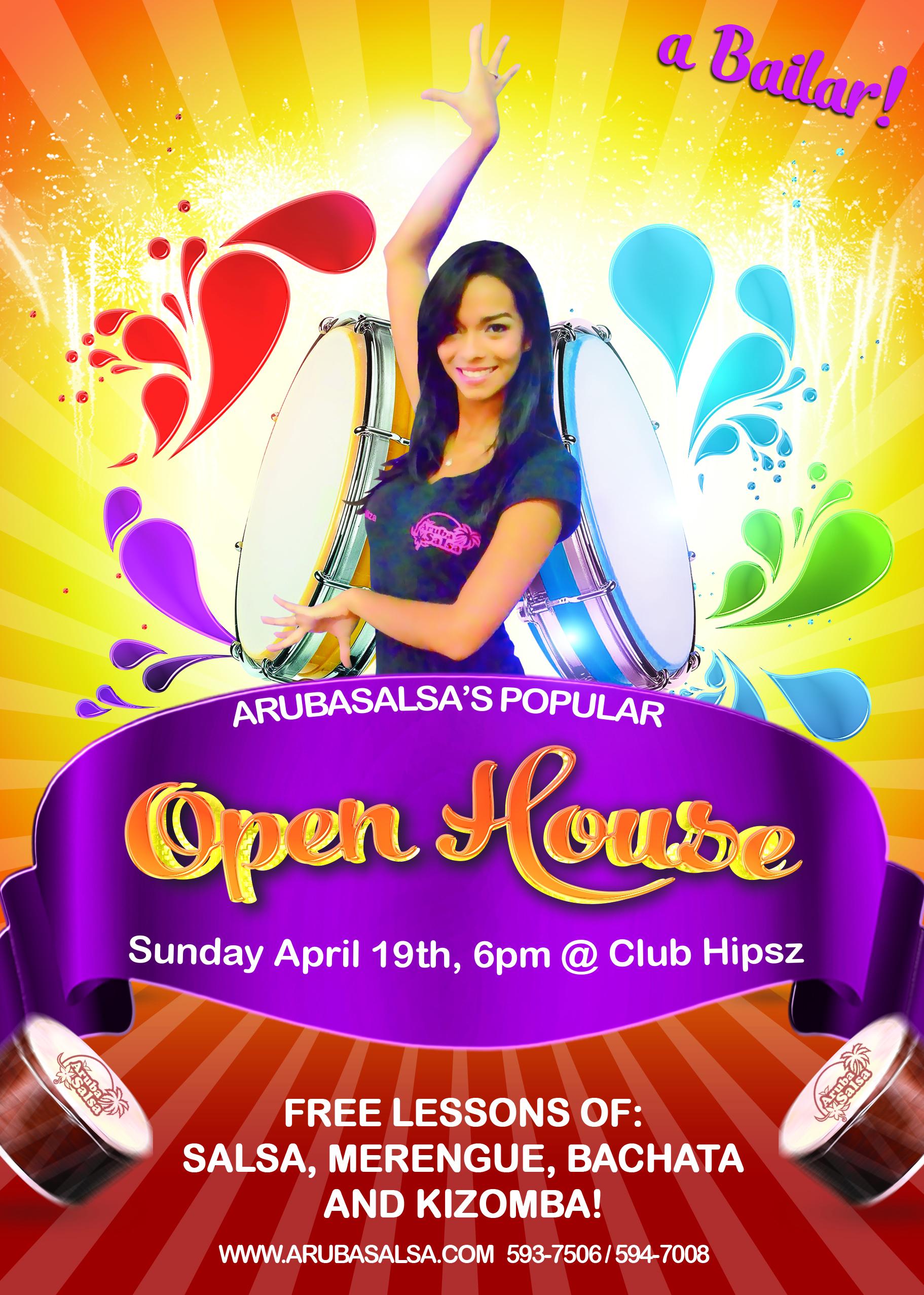 Open House April
