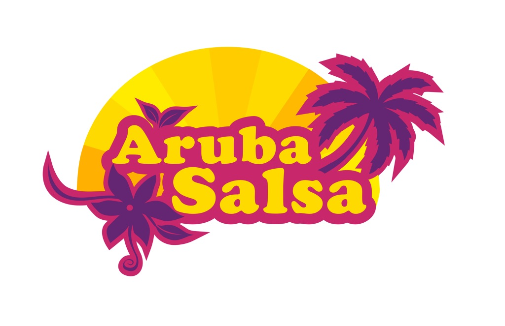 ArubaSalsa's first logo, designed in 2007